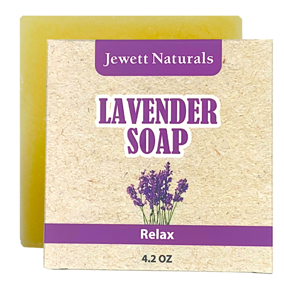 Lavender Soap 4.2 oz Bar