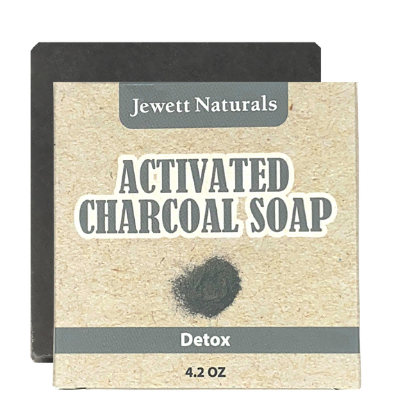 Activated Charcoal 4.2 oz Bar