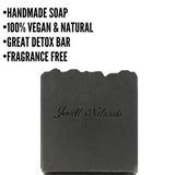 Activated Charcoal 4 oz Bar