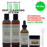 Tea Tree Deep Cleansing System