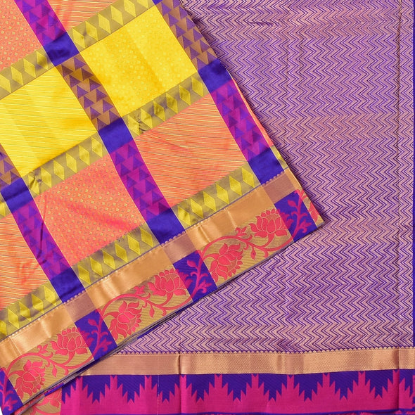 Mulberry | Silk Mix Saree