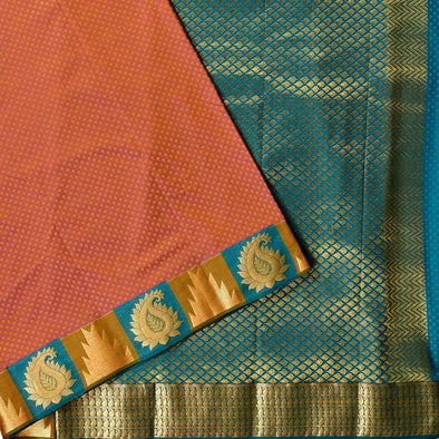 Mulberry | Art Silk Saree