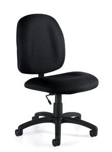 Your Style Armless Task Chair