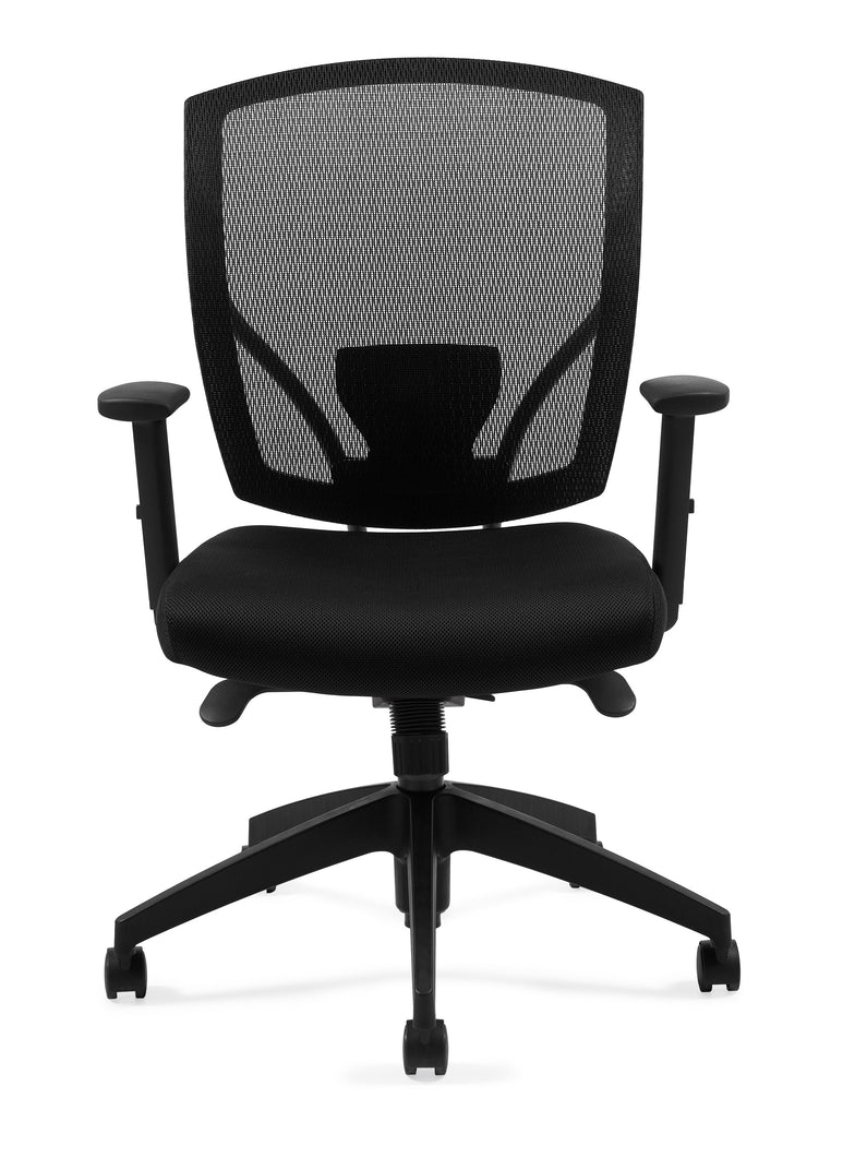 Mesh Back Synchro-Tilter Chair