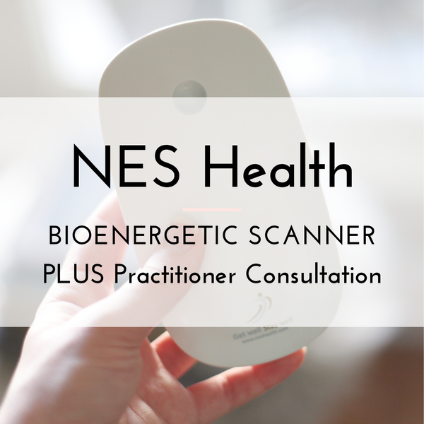 NES Health Bioenergetic Scanner and Interpretation