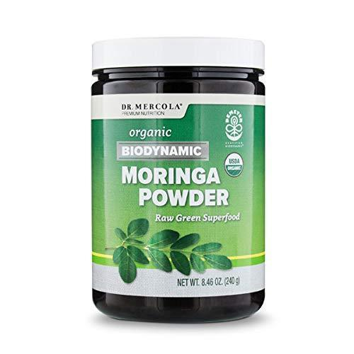 Biodynamic Moringa Powder - 120 Servings