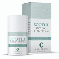 Soothe Natural Body Cream