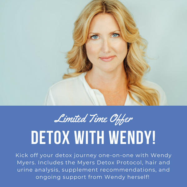Detox with Wendy! - Myers Detox