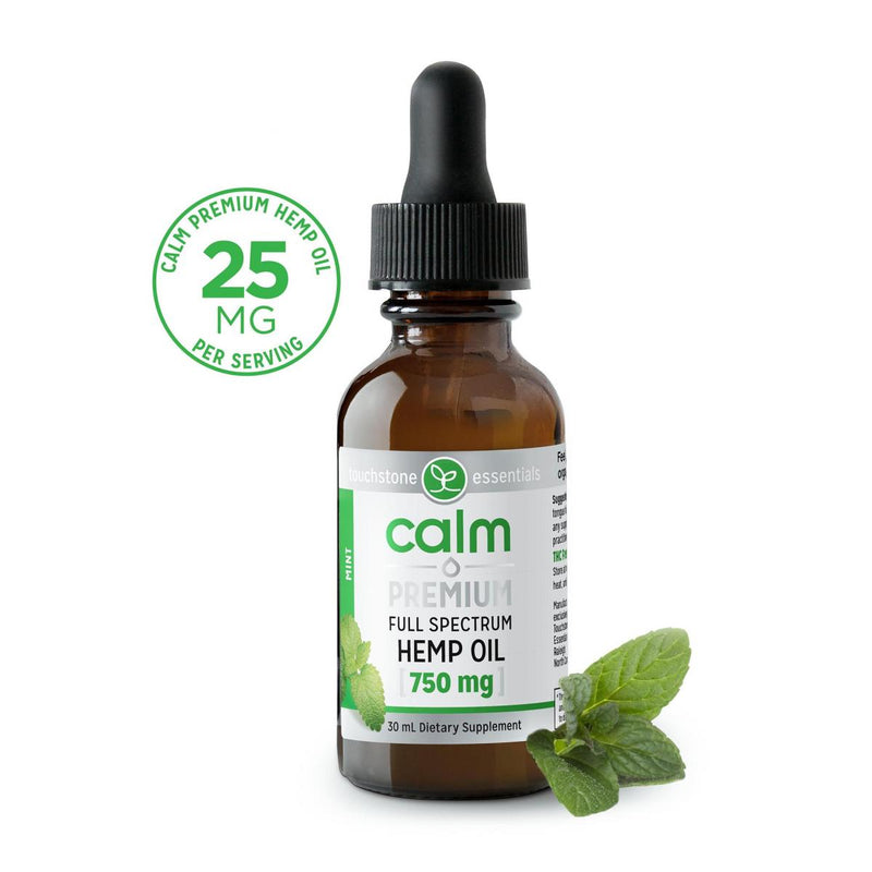 CALM CBD Full Spectrum Hemp Oil