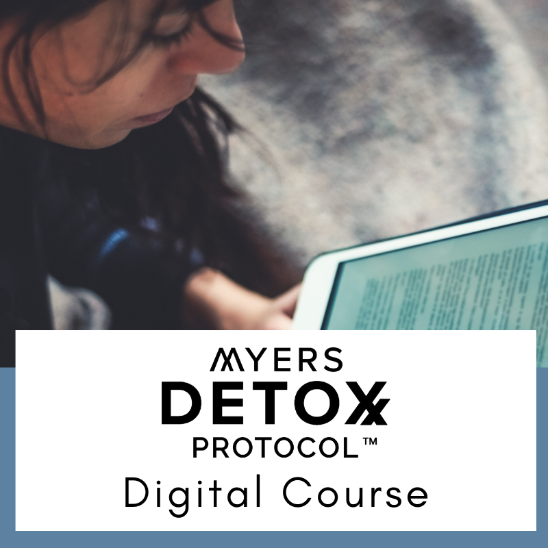 Myers Detox Protocol Digital Course