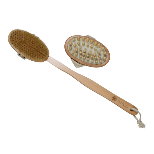 Dry Brush Kit for Lymphatic Drainage