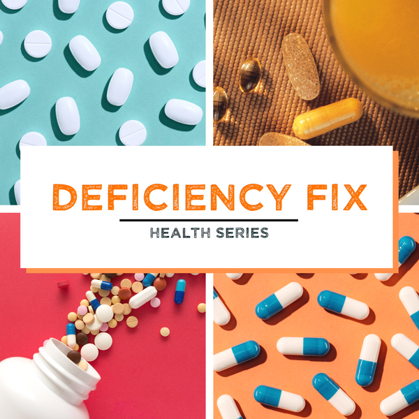 Deficiency Fix | 10 Talks