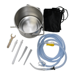 STAINLESS STEEL ENEMA BUCKET