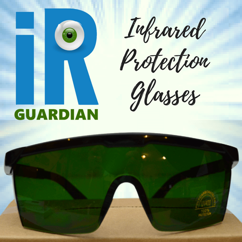 Sauna Protection Glasses