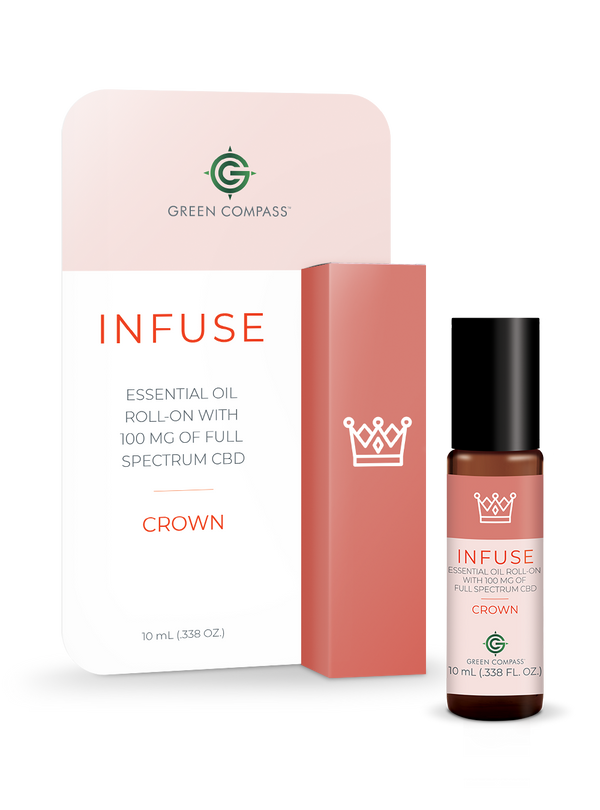 myers detox green compass infuse crown blend