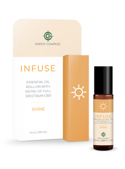 myers detox green compass infuse shine blend
