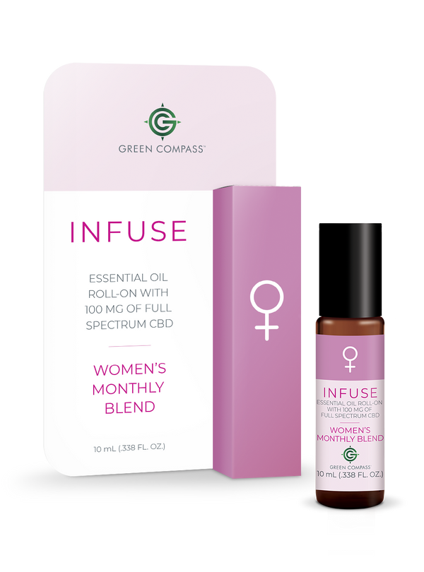 myers detox green compass cbd infuse womens monthly symptoms