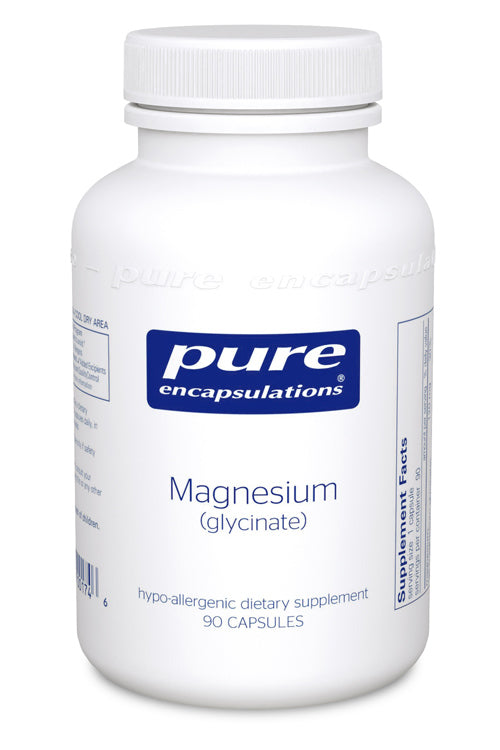 Wendy Myers Detox Magnesium (Glycinate) 120 mg (90 VCaps)