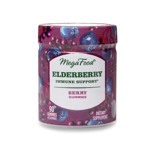 Elderberry Immune Support 90 gummies
