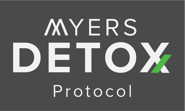 Myers Detox Protocol - I already have an HTMA! I don't need a new test! - Myers Detox