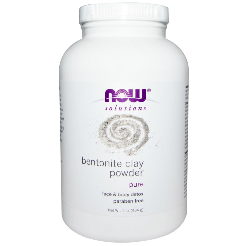 Bentonite Powder 100% Pure Clay (1 lb)