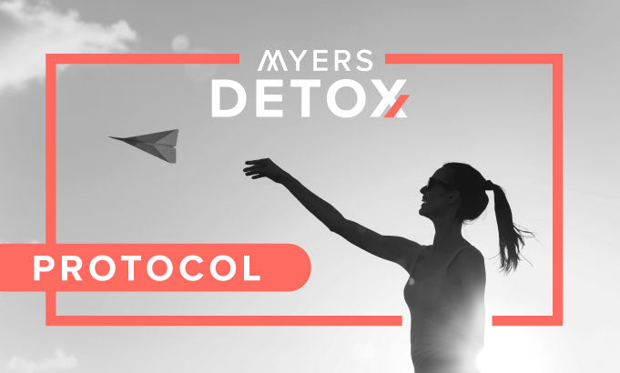 Myers Detox Protocol - I already have an HTMA! I don't need a new test!