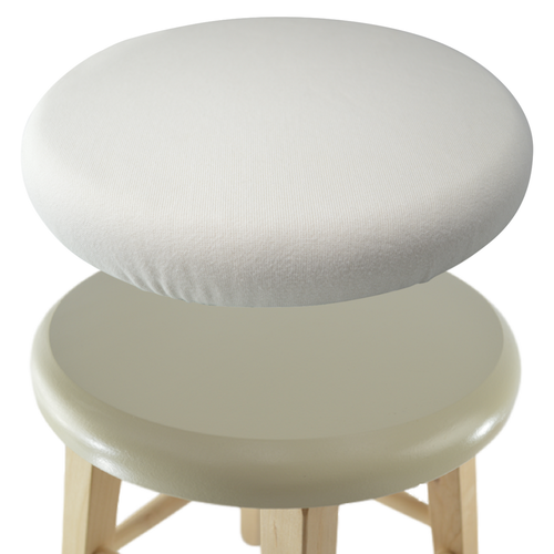 Organic Fleece Stool Cover