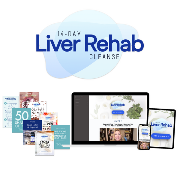 14-Day Liver Rehab Cleanse