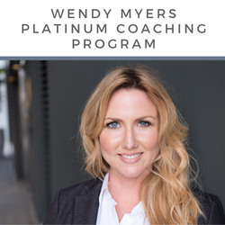 Wendy Myers' Platinum Coaching Program