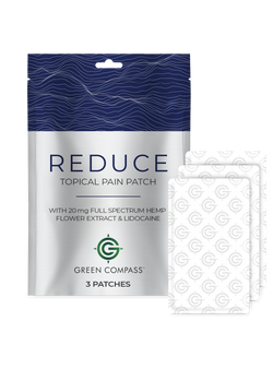 Reduce Topical Pain Patch 3Pack