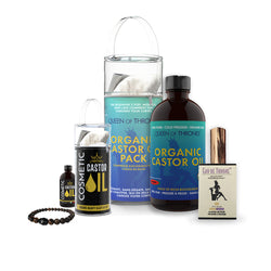Original Cleanse - Castor Oil Pack