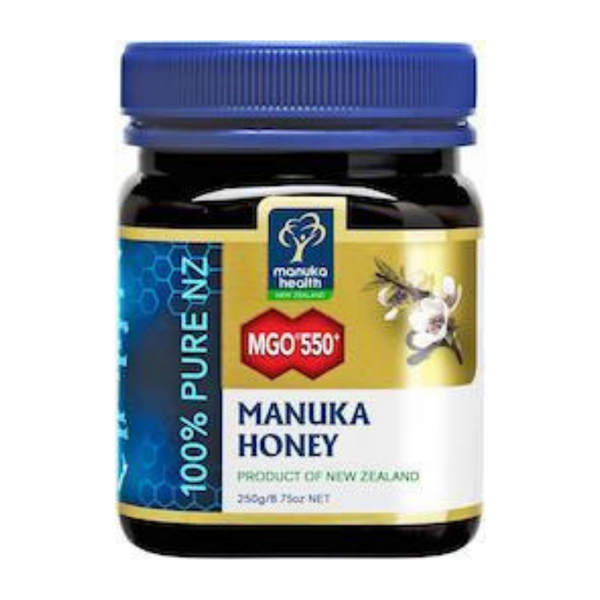MGO 550+ Manuka Honey 25+ (8.8 oz)