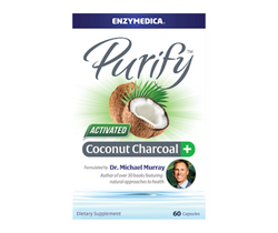Purify Coconut Charcoal 60 caps