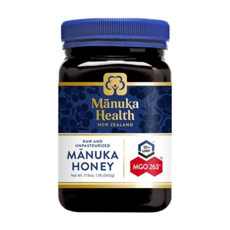MGO 263+ Manuka Honey 17.6 oz