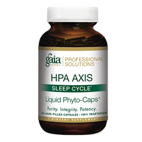 HPA Axis Sleep Cycle 120 liquid caps