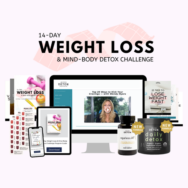 14-Day Weight Loss & Mind-Body Detox Challenge