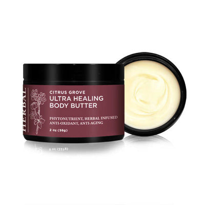 Wendy Myers Detox Ora's Amazing Herbal Citrus Grove Ultra Healing Body Butter
