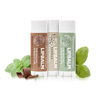 Wendy Myers Detox Ora's Amazing Herbal Lip Balm Sampler