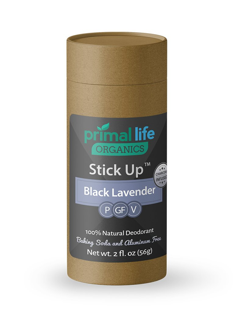Wendy Myers Detox Primal Life Organics Herbal Stick Up Natural Deodorant