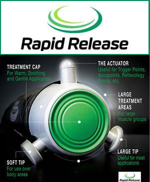 Wendy Myers Detox Rapid Release Pro-2 Massager