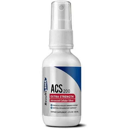 ACS 200 Advanced Cellular Colloidal Silver