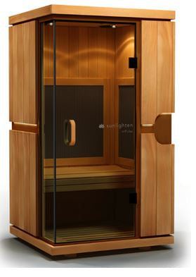 Wendy Myers Detox mPulse aSPIRE Infrared Sauna (Cedar)