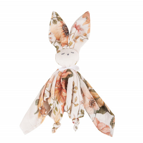 Bamboo Rabbit doudou - Vintage Bloom