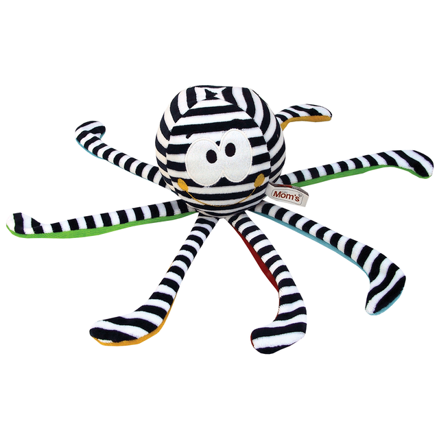 Mr Octopus - musical toy