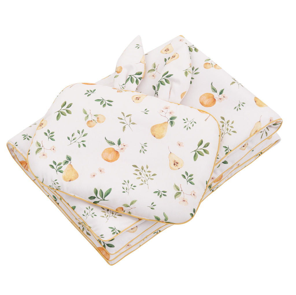 Bedding set - Fruits