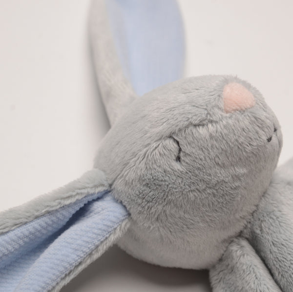 Moonie Mini Sensory Bunny - Sky