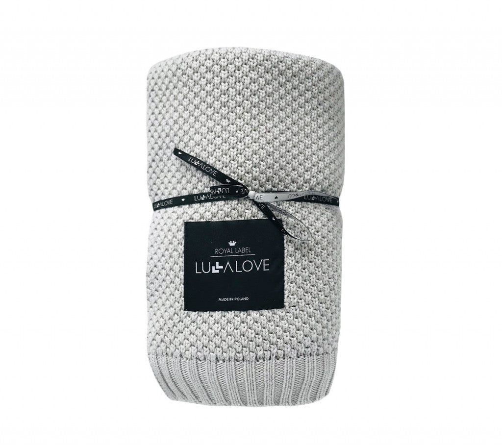 All Year Bamboo Blanket - Cloud