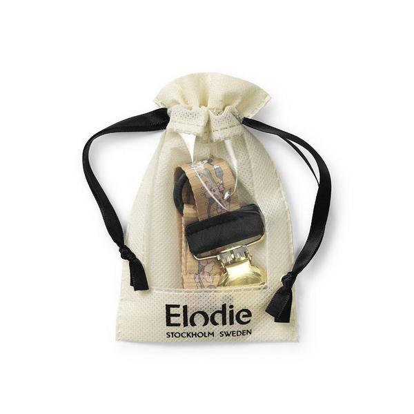 Elodie Dummy Clip - Golden Vintage Flowers