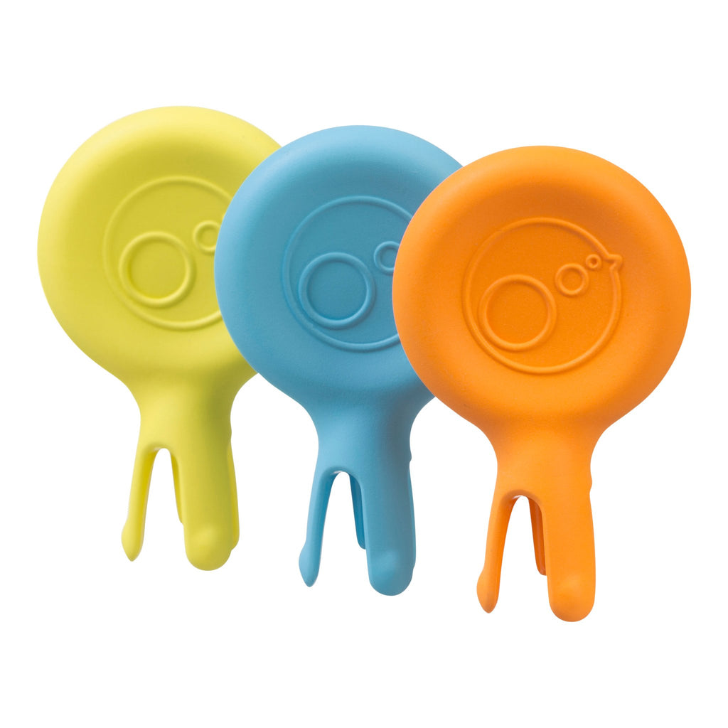 B.Box mini flork 3 Pack - Orange / Blueberry / Yellow