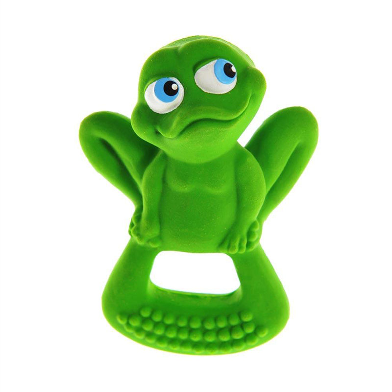 Teething toy - Bo the Frog